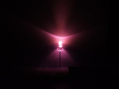 Pink LED