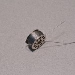 stainless steel thread for e-textiles
