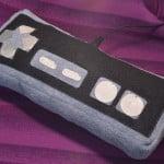 assembled plush game controller