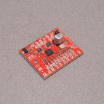 The SparkFun Big Easy Driver for stepper motors