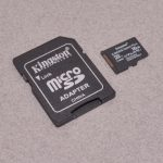 MicroSD Cards and Storage